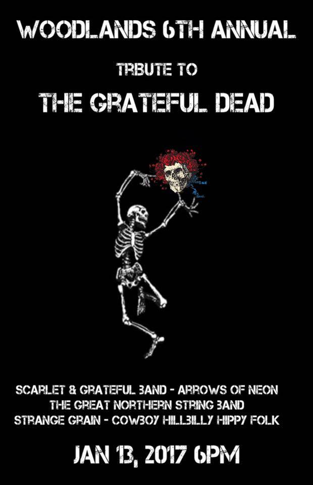 Grateful Dead tribute band